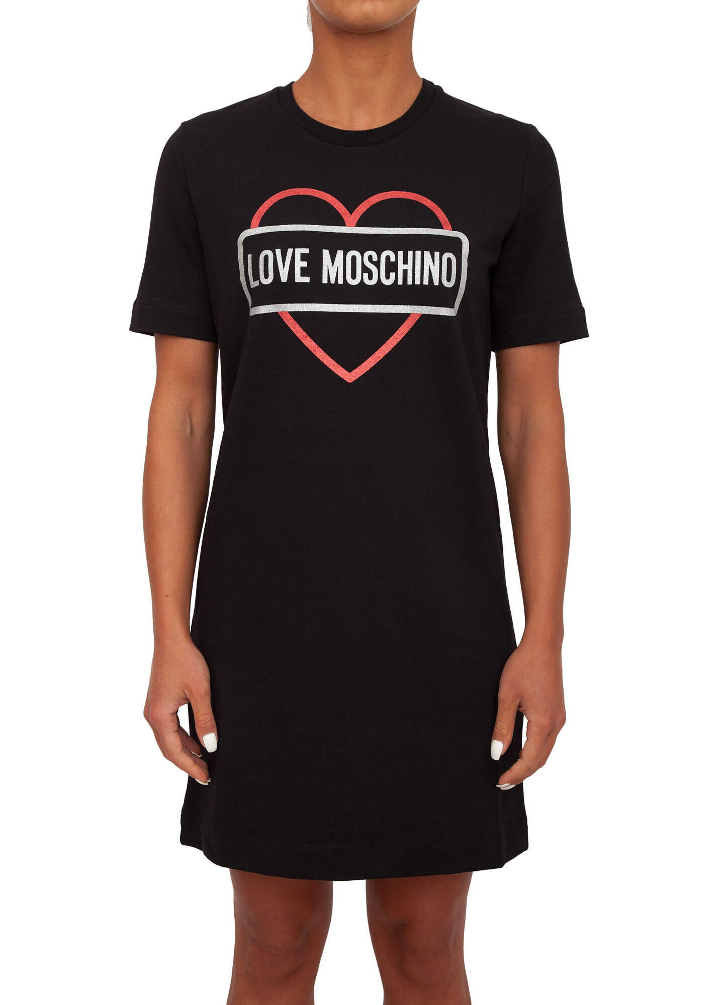 LOVE Moschino F34BD38B BLACK