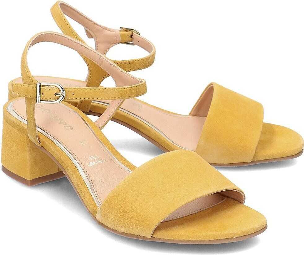 Gioseppo CARCASSONNE Żółty
