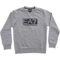 Bluze Gray Sweatshirt With Front Logo Baieti