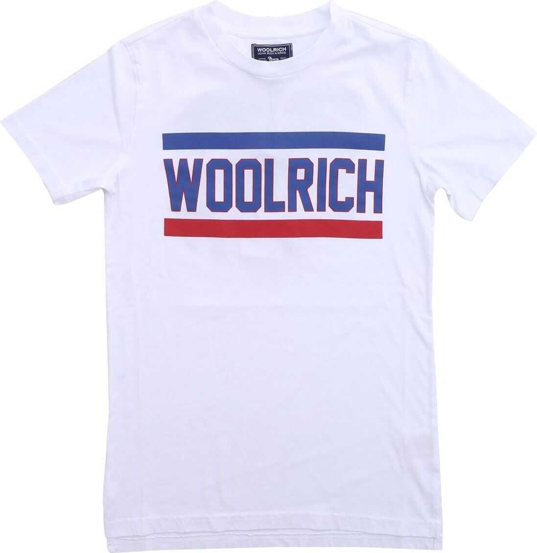 Woolrich T-Shirt In White
