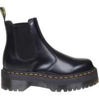 Ghete & Cizme Black 2976 Quad Ankle Boots Femei