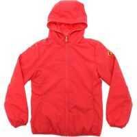Jachete Red Maty Hooded Down Jacket Fete