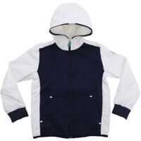 Jachete White Refy Technical Fabric Jacket Baieti