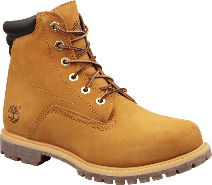 Timberland Waterville 6 In Basic W Yellow
