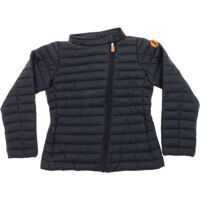 Geci de iarna Black Giga Quilted Jacket Fete
