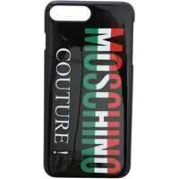 Huse mobil & tablete Iphone 7/8 Plus Black Cover Moschino Couture Barbati