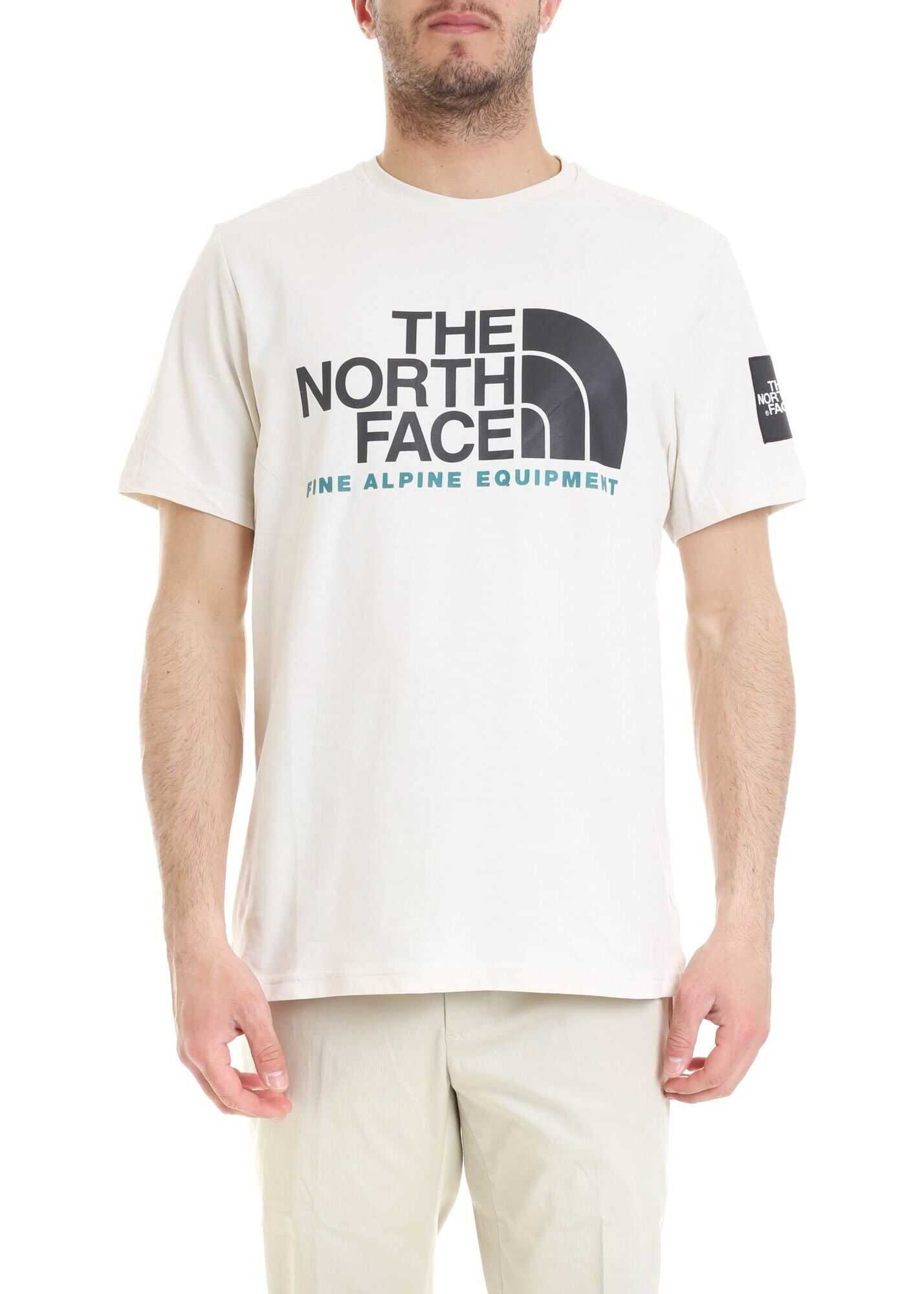Maxi Logo T-Shirt In White