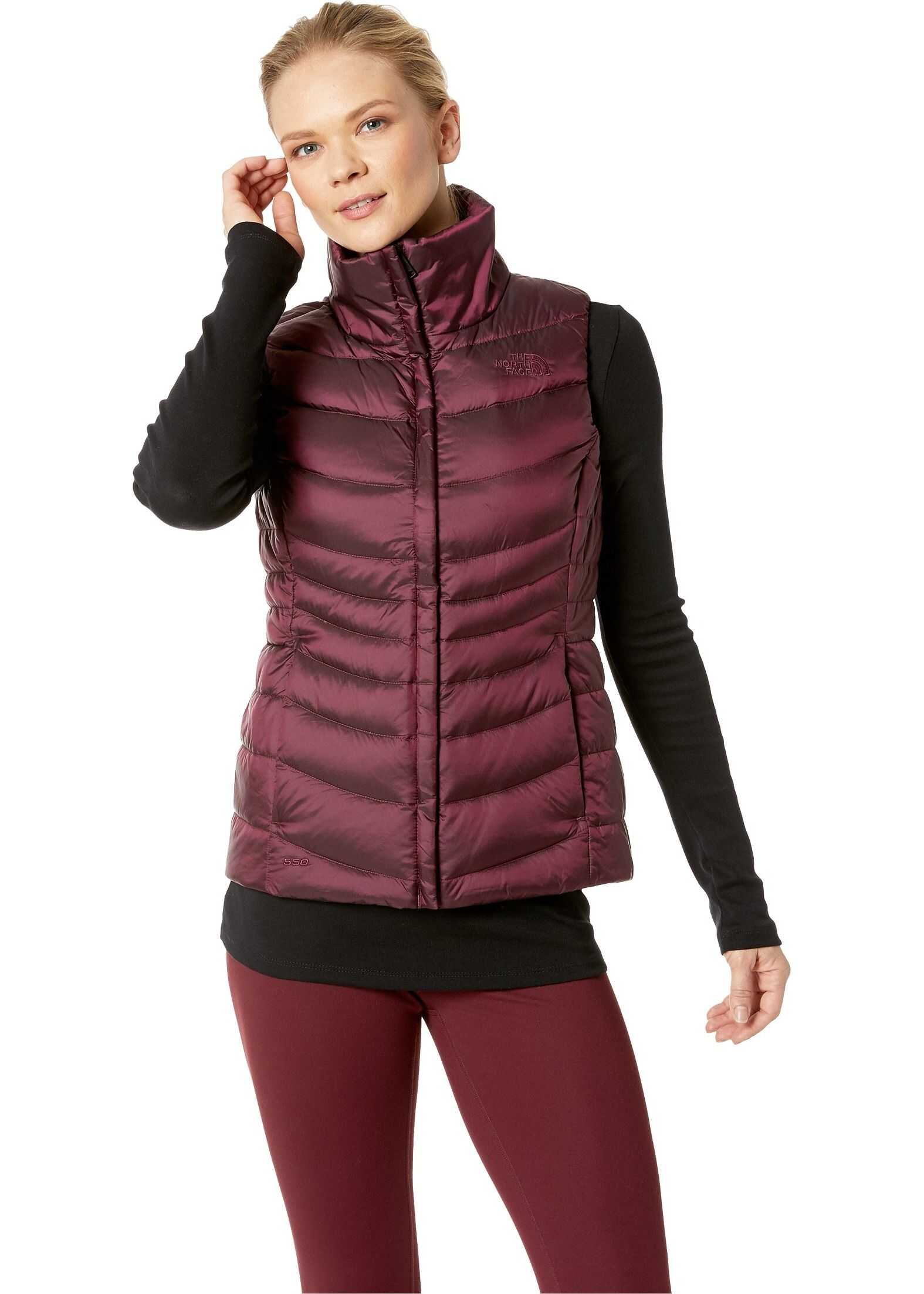 The North Face Aconcagua Vest II Shiny Fig
