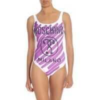 Costume de baie intregi Brushstroke Duble Question Swimsuit Femei