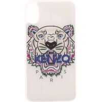 Huse mobil & tablete Tiger Cover For Iphone X/Xs In White Femei