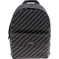 Rucsacuri Karl Lagerfeld K/Stripe Monogram Backpack In Black