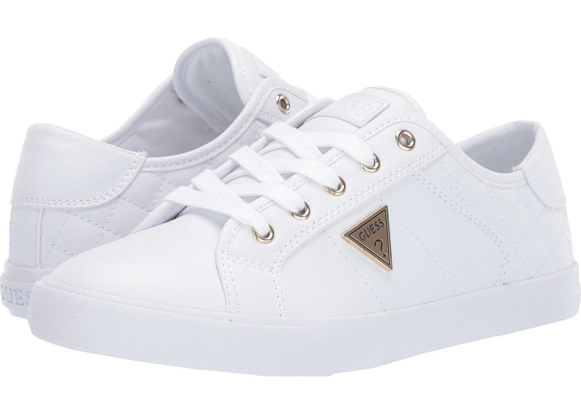 GUESS Comly White