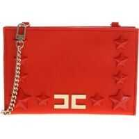 Ghiozdane Shoulder Bag In Coral Red Fete