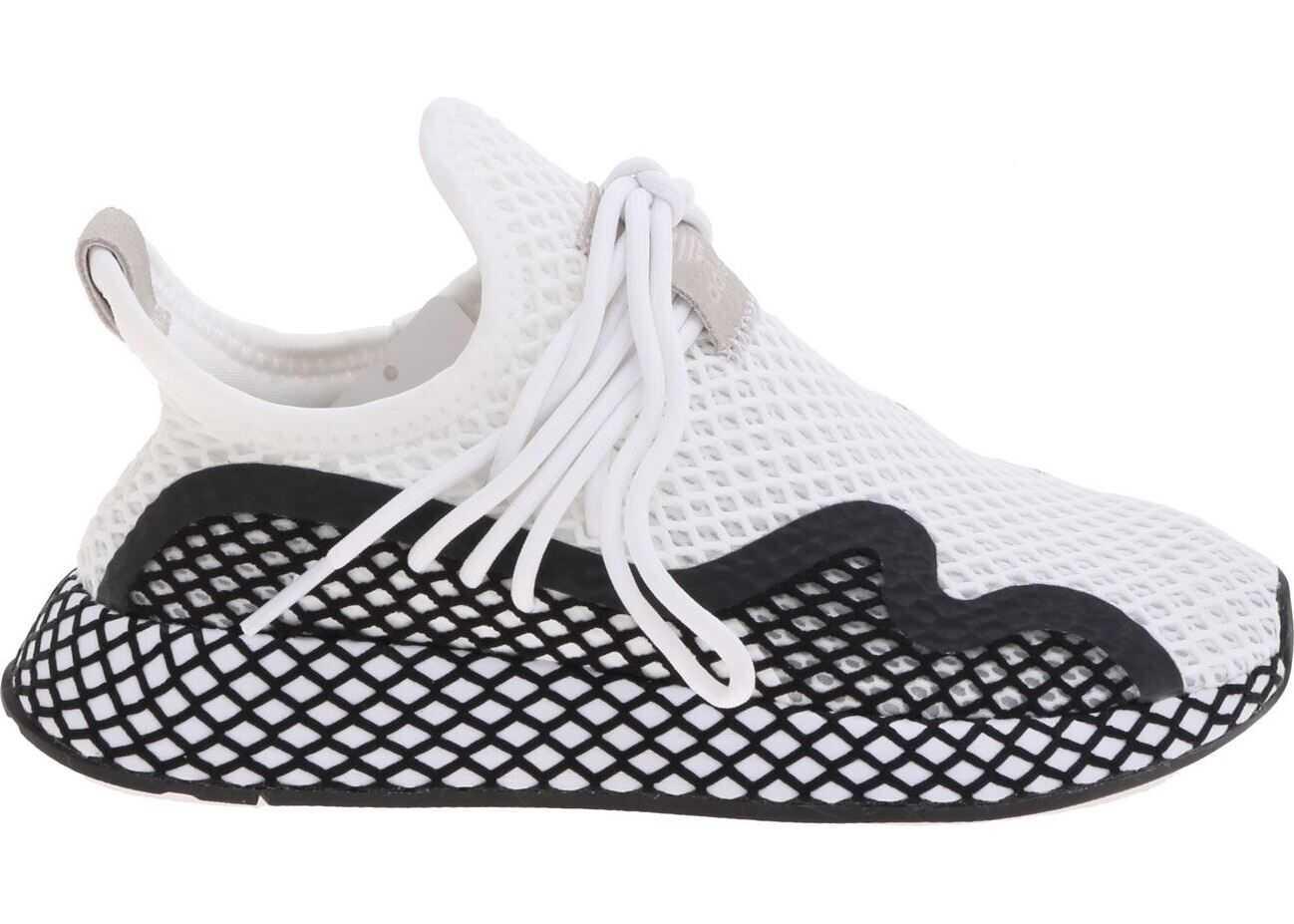 adidas Adidas Originals Deerupt S Sneakers In White White