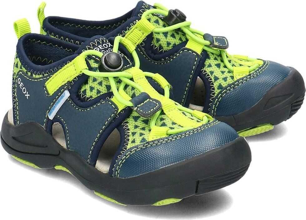 Sandale Baieti Geox Junior Sandal Kyle