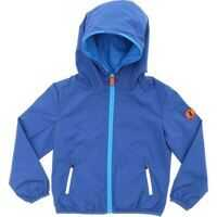 Jachete Blue Hooded Jacket Baieti