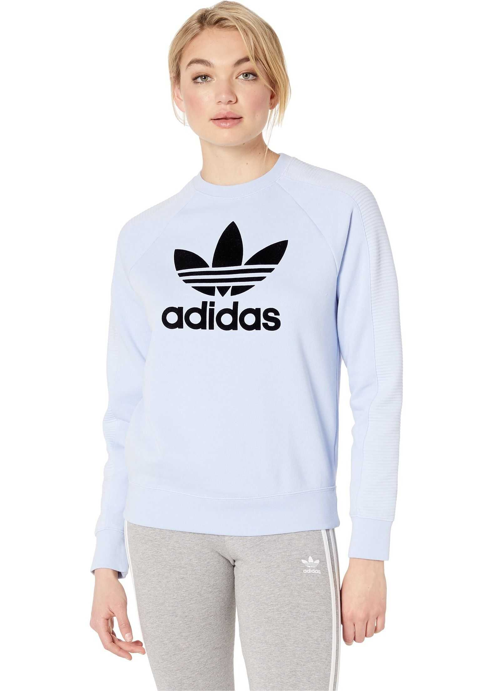adidas Originals Sweater Periwinkle/Black