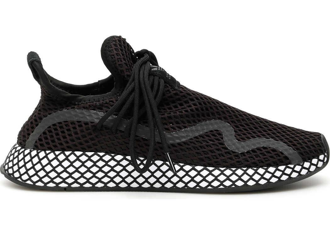 adidas Deerupt S Sneakers CBLACK CBLACK FTWWHT