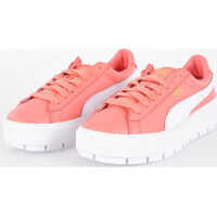 Sneakers PUMA Leather PLATFORM TRACE Sneakers