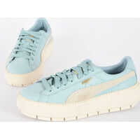 Sneakers PUMA Leather PLATFORM TRACE BLOCK Sneakers