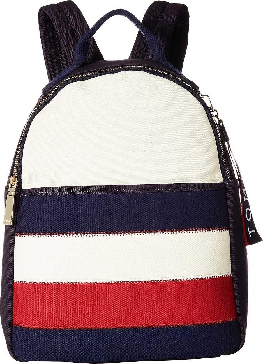 Tommy Hilfiger Vivian Backpack Navy/Multi
