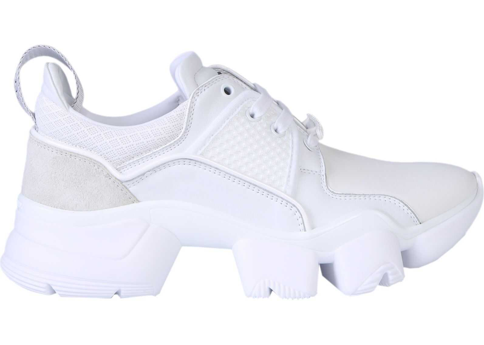 Givenchy Jaw Low Sneakers WHITE