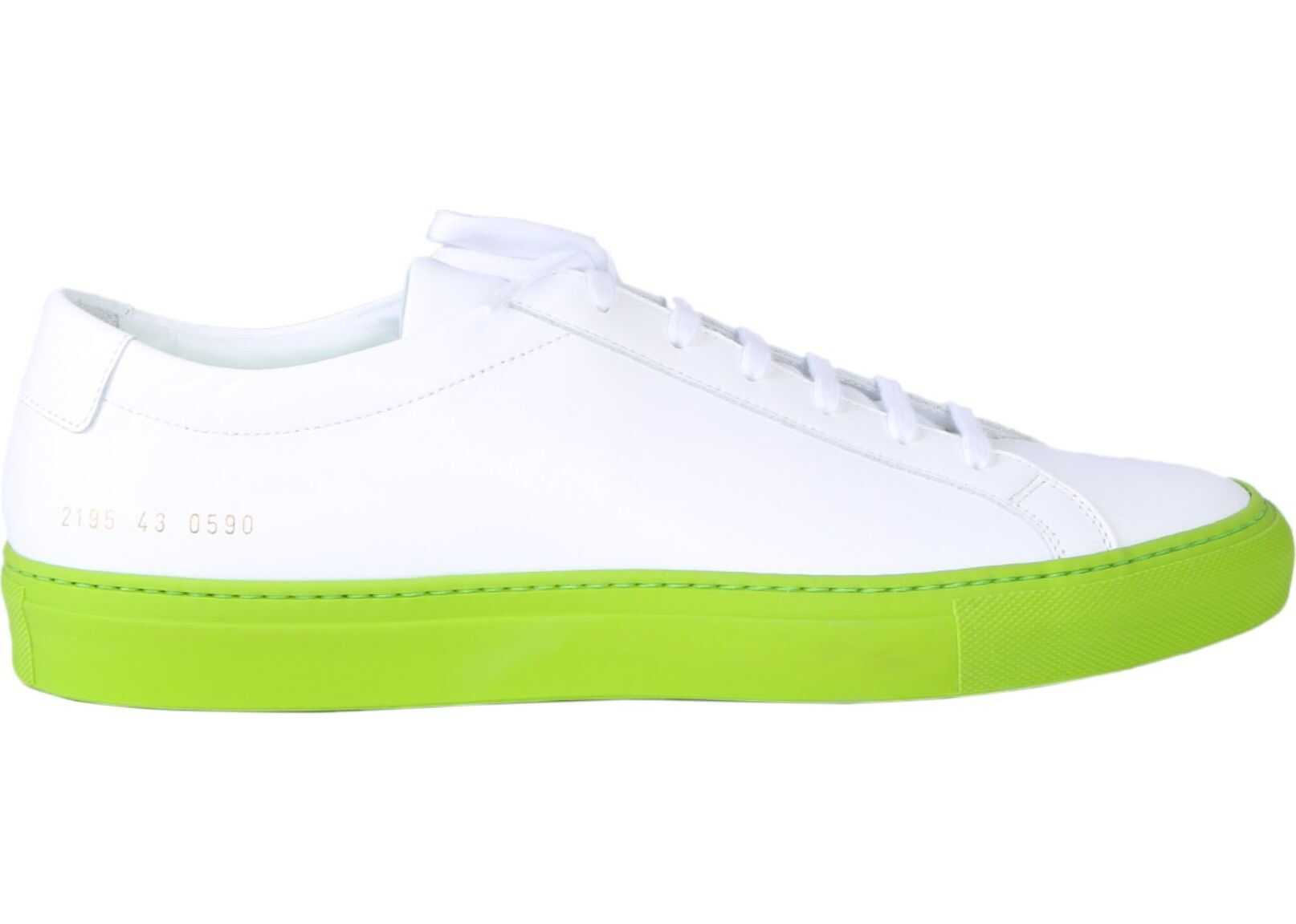 Common Projects Low Achilles Sneakers WHITE