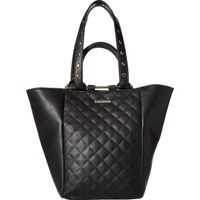 Genti de mana Two-Way Tote with Studded Handle Femei
