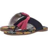 Sandale fara toc Adrienna Tassel Sandal Femei
