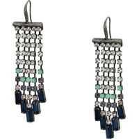 Cercei Casted Stone Chandelier Earrings Femei