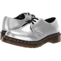 Pantofi Oxford 1461 Vegan Metallic Chrome Femei