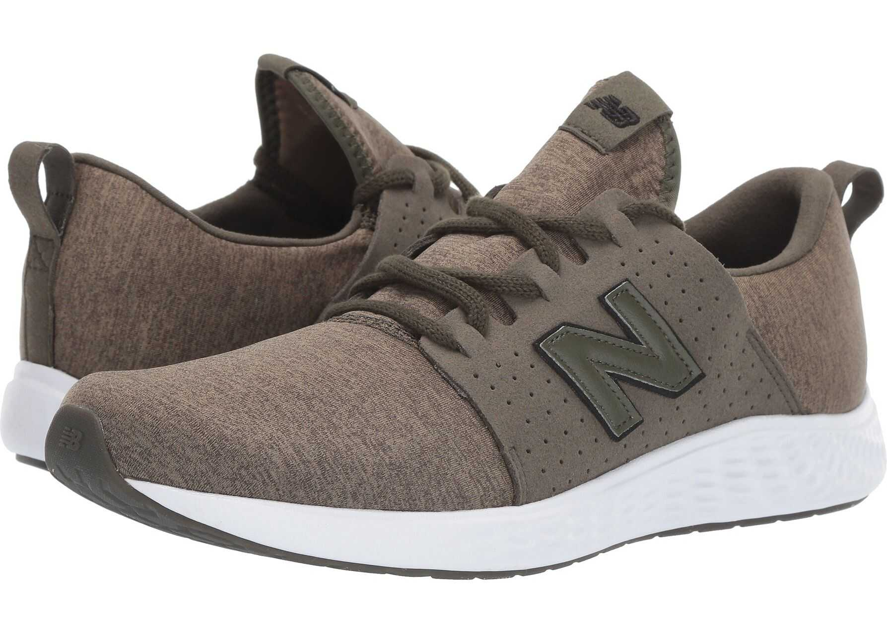 New Balance Fresh Foam Sport Sage/Serpent Green