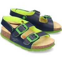 Sandale Fussbettpantoff Baieti