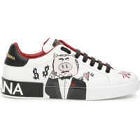Tenisi & Adidasi Dolce & Gabbana Portofino Padrino Pig Sneakers