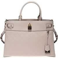 Genti de Mana Gramercy Handbag In Cream White Femei