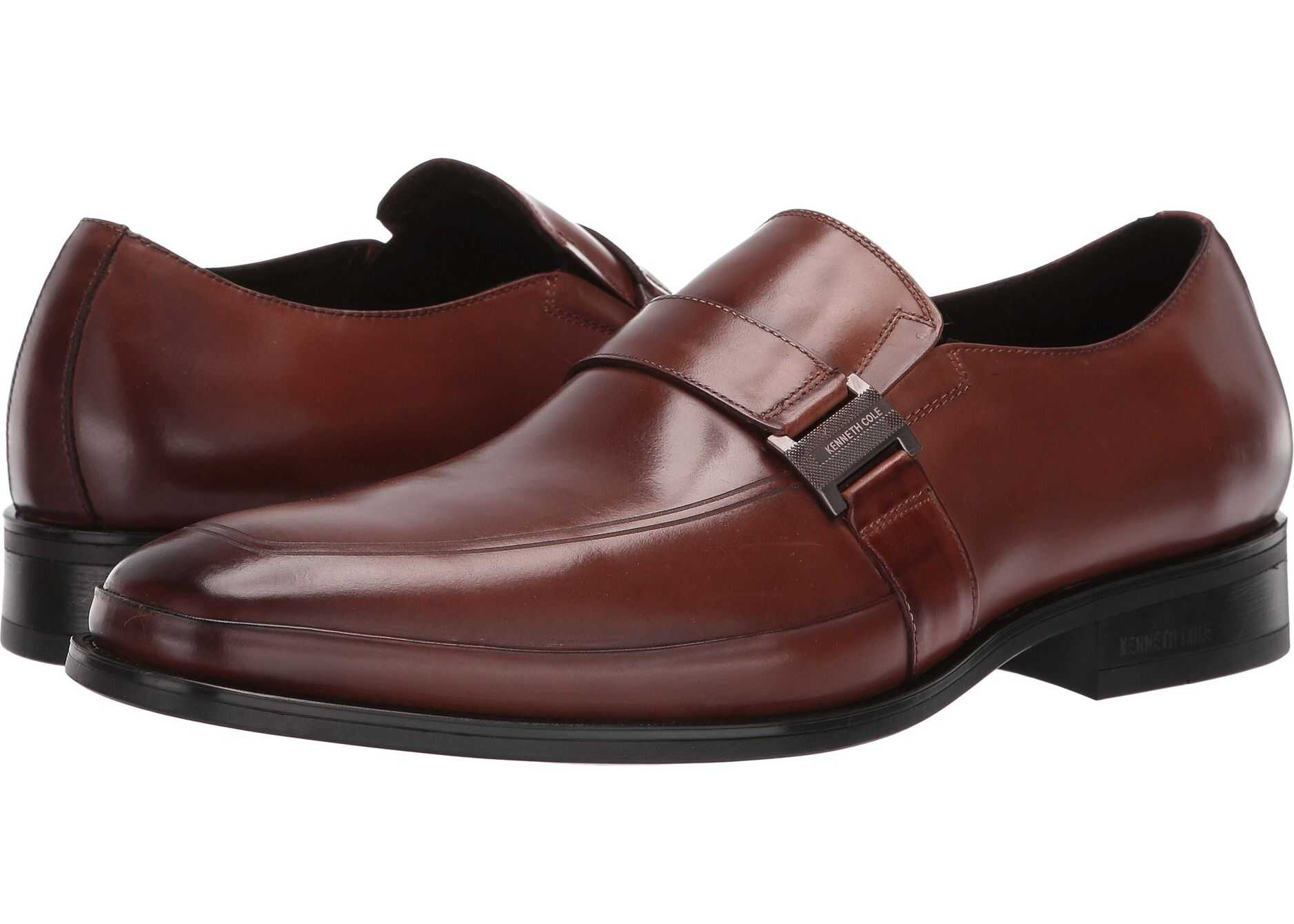 Kenneth Cole New York Leisure Slip-On Cognac