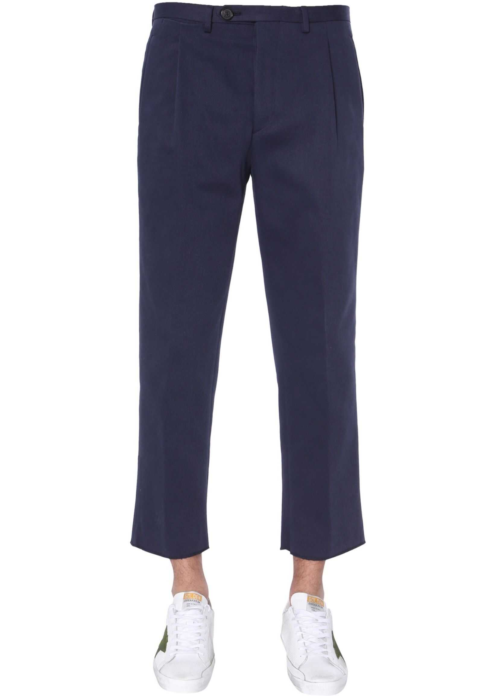 Golden Goose George Trousers BLUE