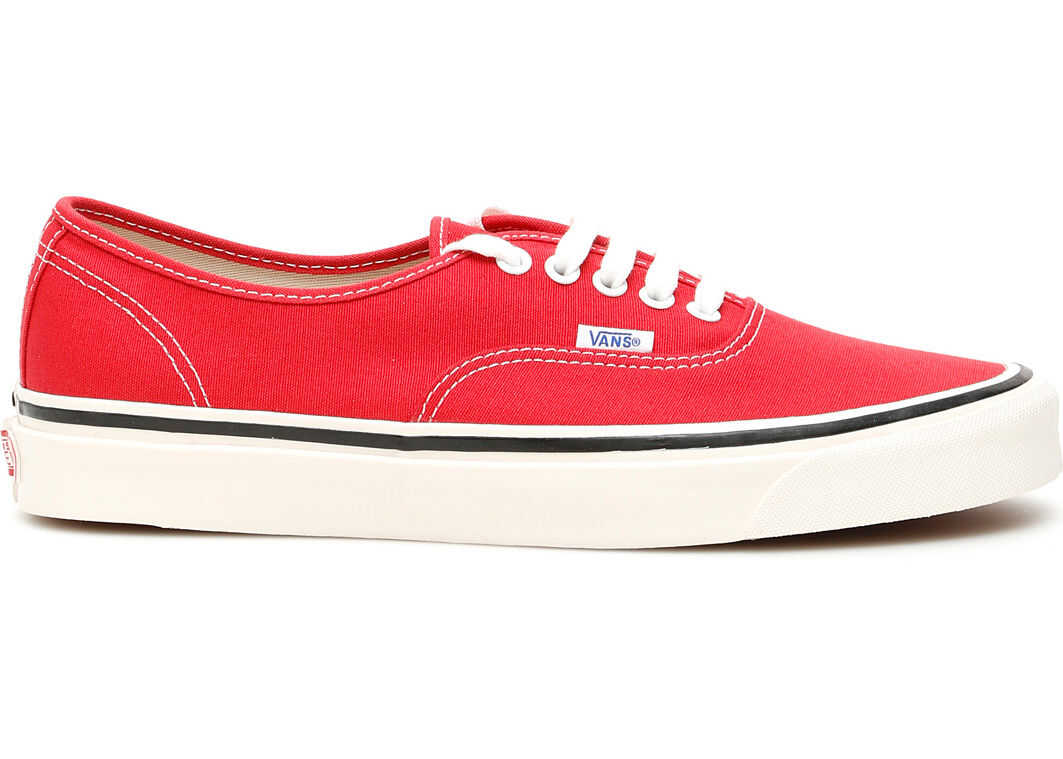 Vans Authentic 44 Dx Sneakers RACING RED