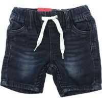 Pantaloni scurti Bermuda In Denim Blue Baieti