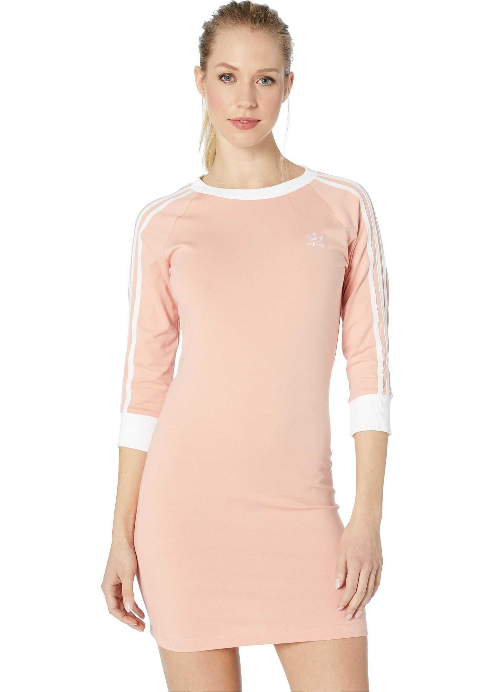adidas Originals 3-Stripes Dress Dust Pink