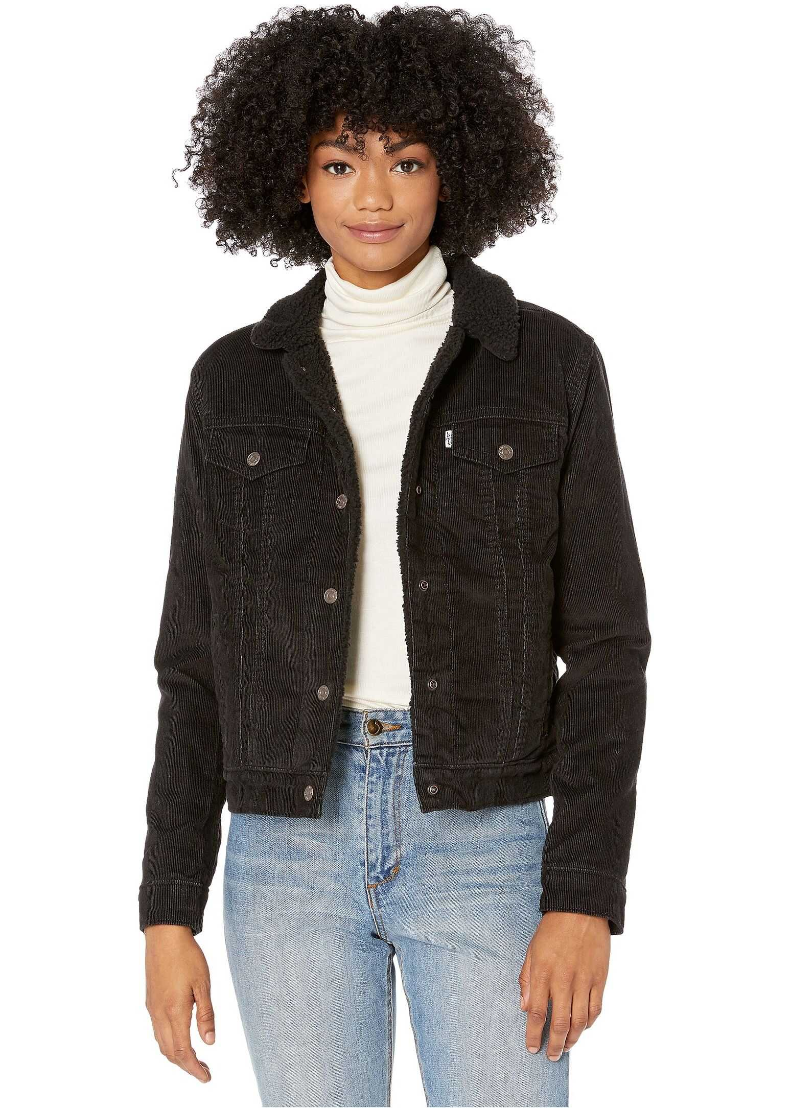 Levi`s® Original Sherpa Trucker Jacket Vintage Meteorite