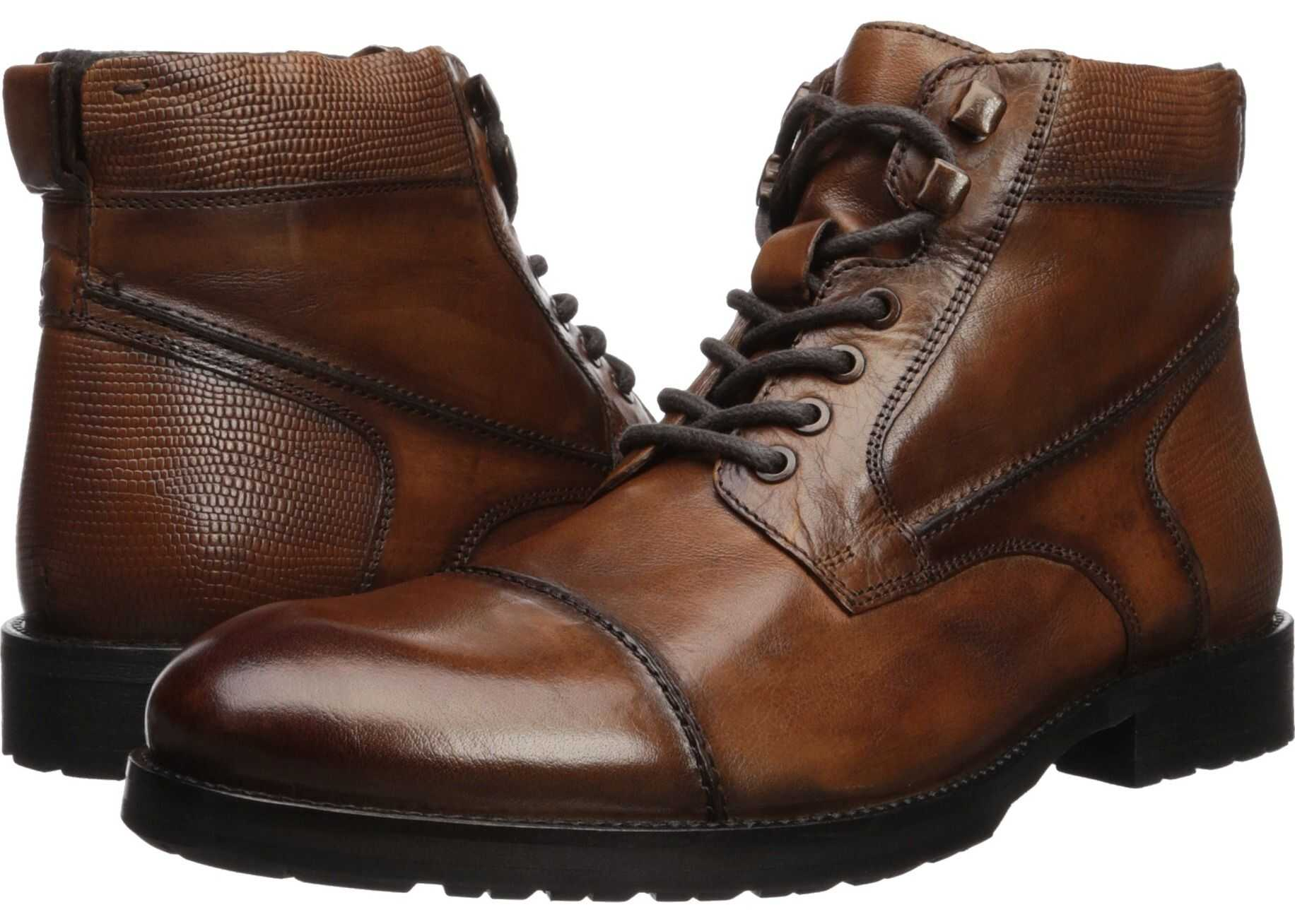 Kenneth Cole Reaction Brewster Boot B Cognac