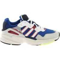 Sneakers Adidas Originals Yung-96 Ecru And Bluette Sneakers Barbati