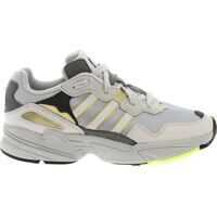 Sneakers Adidas Originals Yung-96 Sneakers Gray And Blue Barbati