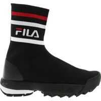 Sneakers Disruptor Logo Sockboot Wmn Sneakers In Black Femei