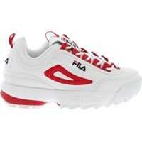 Sneakers Sneakers Disruptor Cb Low Wmn In White And Red Femei