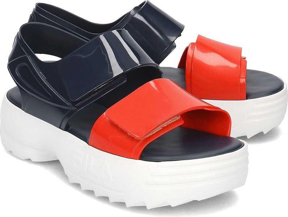 Sandale Dama MELISSA Sandal + Fila