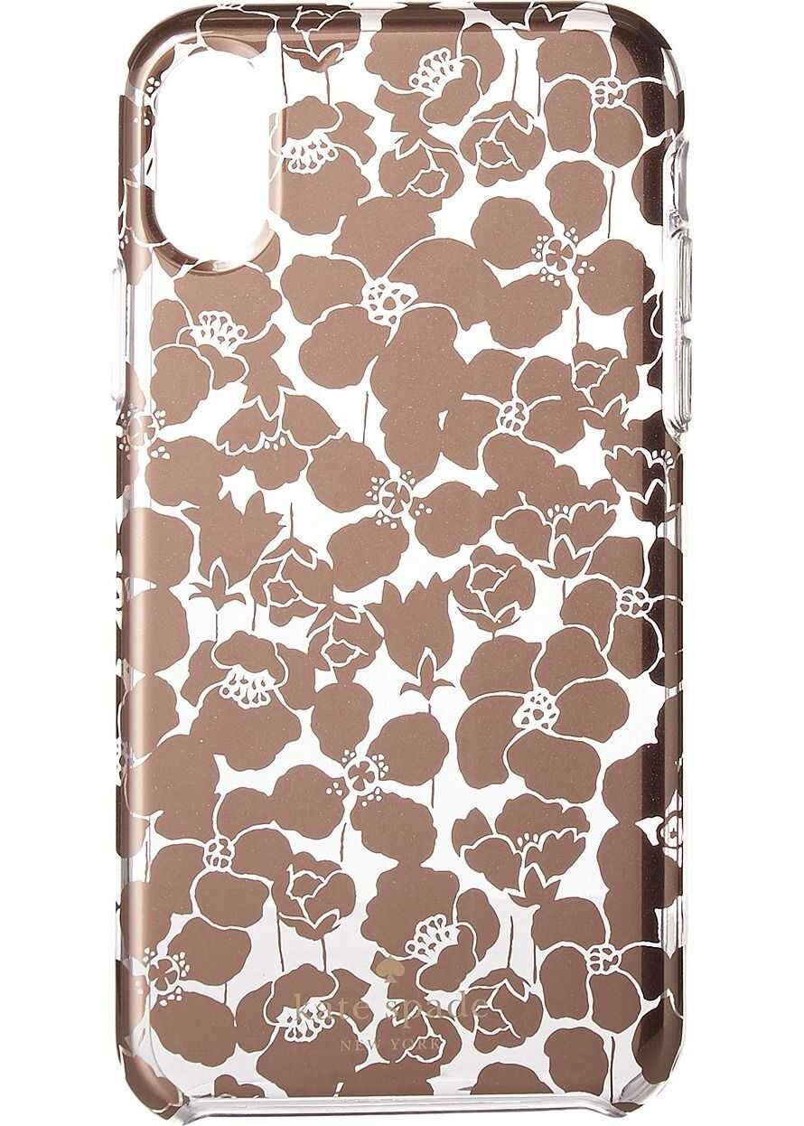 Kate Spade New York Floret Clear Phone Case for iPhone® X2 Clear Multi