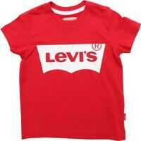 Tricouri T-Shirt In Red With Levi's Print Baieti