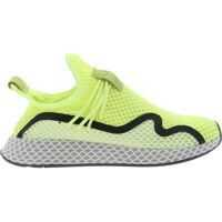 Sneakers Adidas Originals Deerupt S Sneakers In Fluo Yellow Barbati